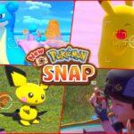 New Pokémon Snap Análisis – Hazte paparazzi de Pokémon